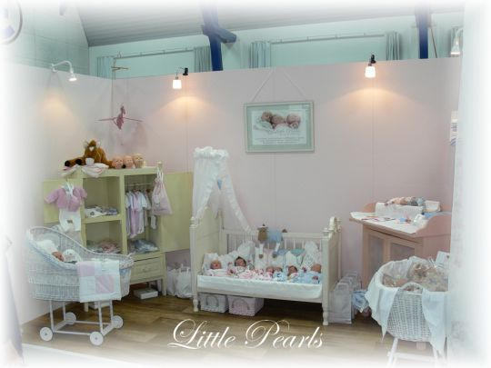 Little Pearls - Neuer Messestand